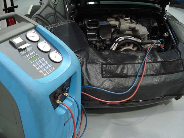 Air Conditioning Service at Premier Automotive